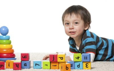 The ABC of teaching toddlers!